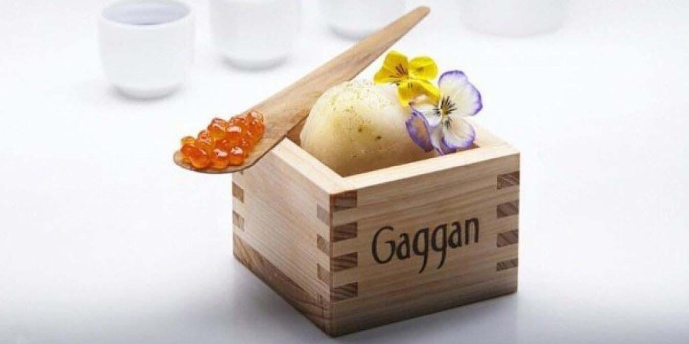 Gaggan, 68/1 ถนน เพลินจิต Lumphini, Pathum Wan District, Bangkok 10330, Thailand.