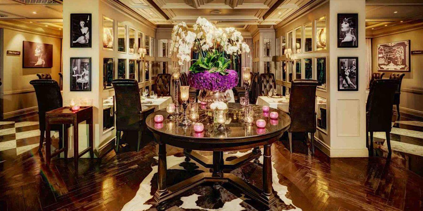 Babette's The Steakhouse à l'hôtel Muse Bangkok Langsuan - MGallery