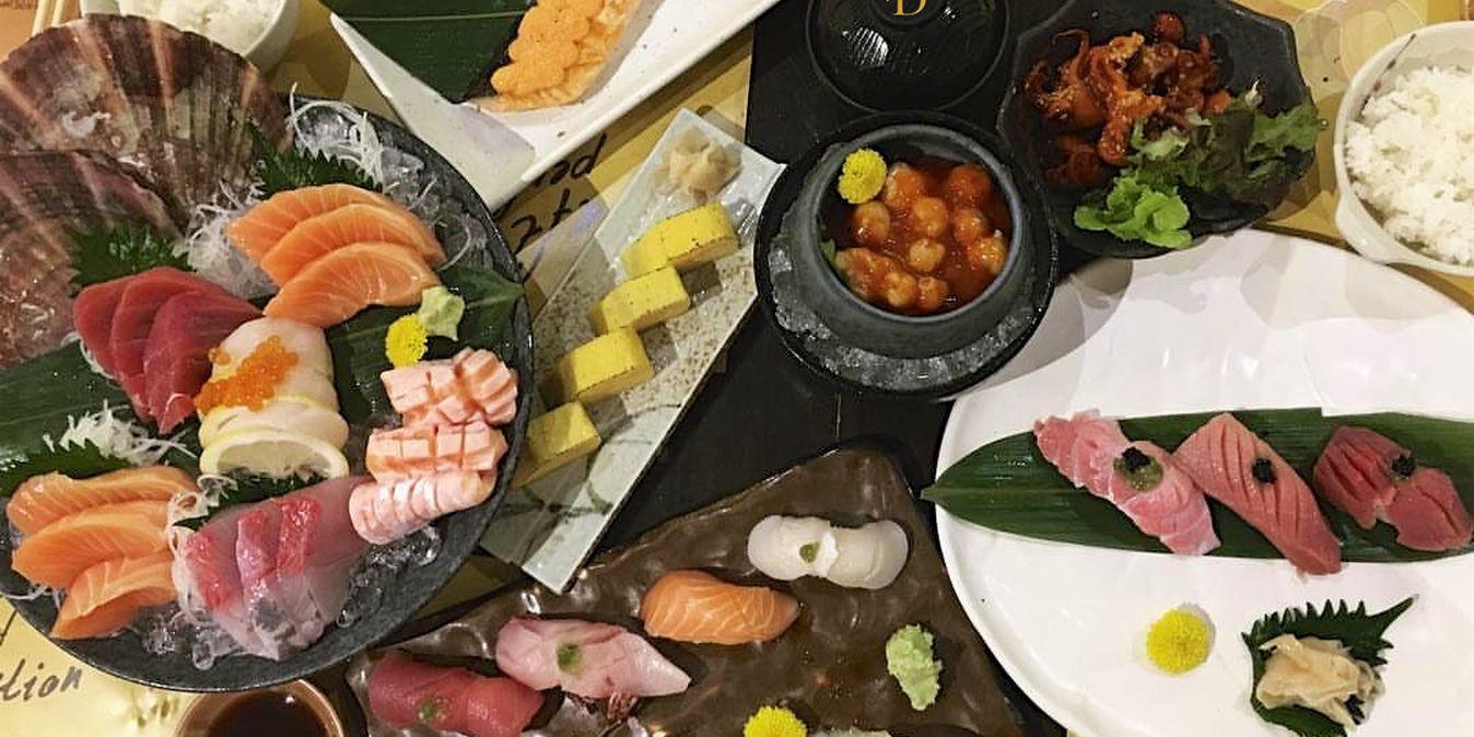 Kabocha Sushi, Lat Phrao 19 Alley, Chom Phon, Chatuchak, Bangkok 10900, Thailand.