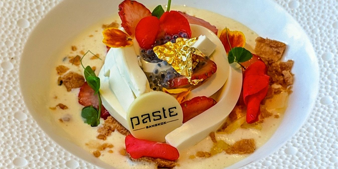 Paste Restaurant, 999 Phloen Chit Rd, Lumphini, Pathum Wan District, Bangkok 10330, Thailand.