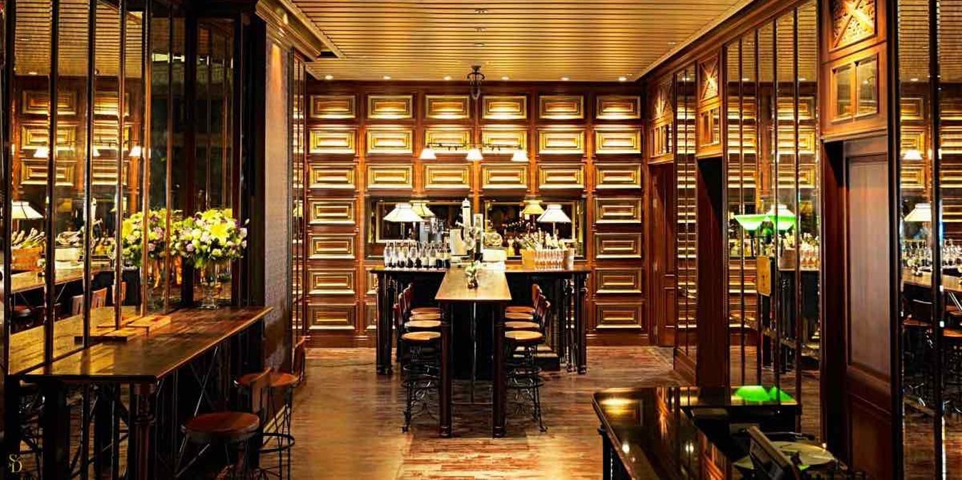 Blind Pig Cigar Lounge, 55/555 Langsuan Road   Muse Deluxe Hotel / 24th-25th floor, Bangkok 10330, Thaïlande.