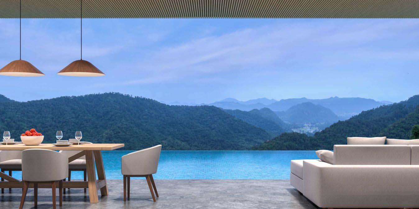 Villa à louer à Chiang Mai.