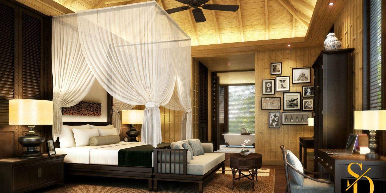 Villa à louer sur Ko Phangan.