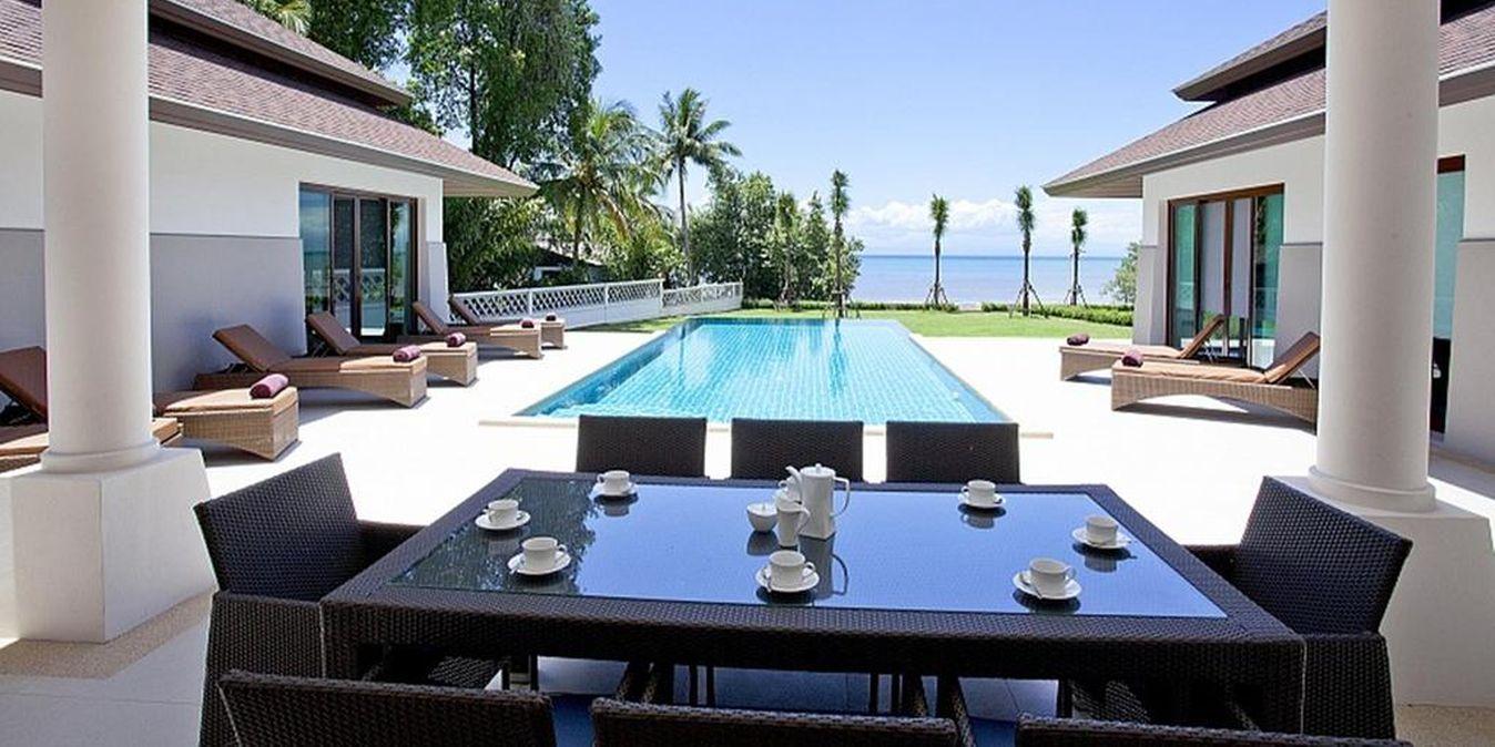 Villa à louer sur Koh Chang.