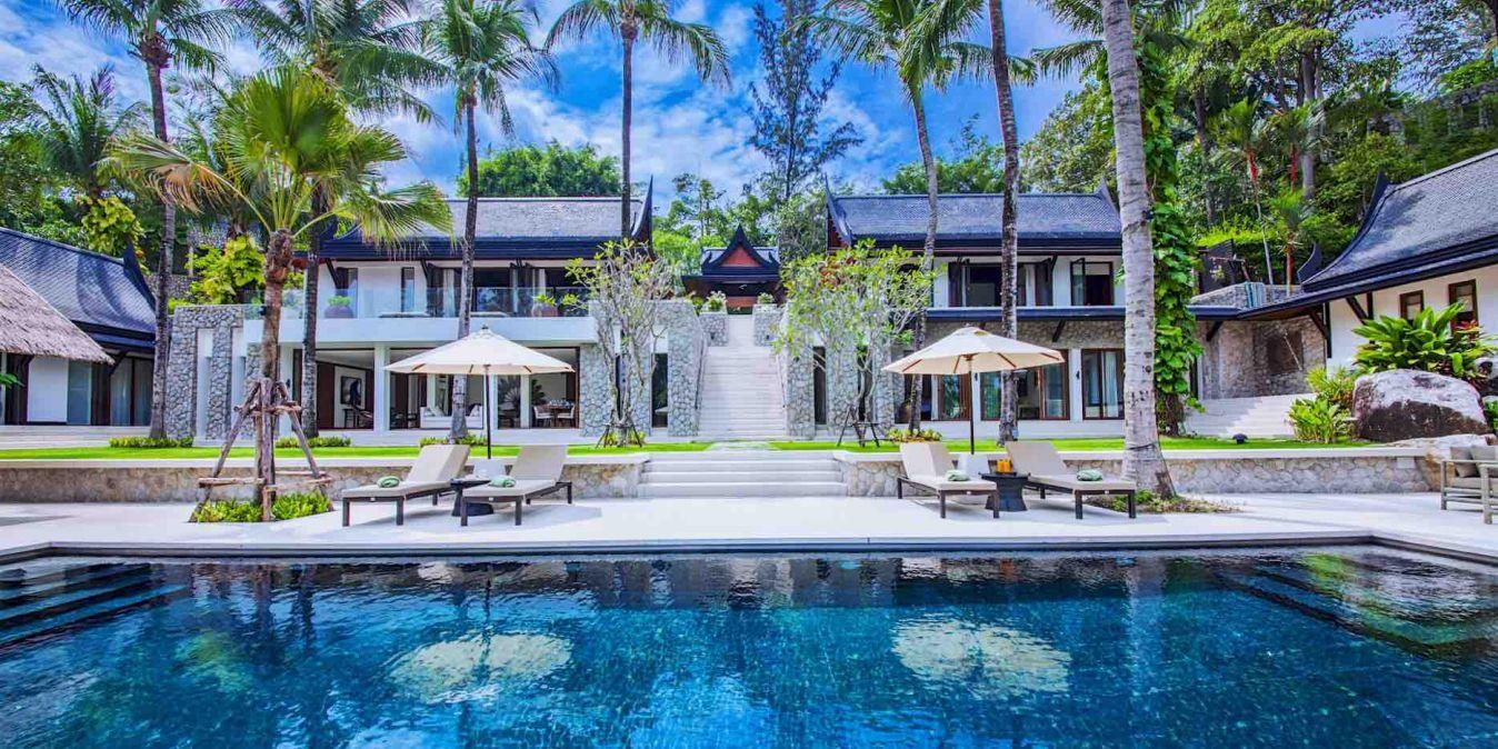 Villa à louer sur Phuket.