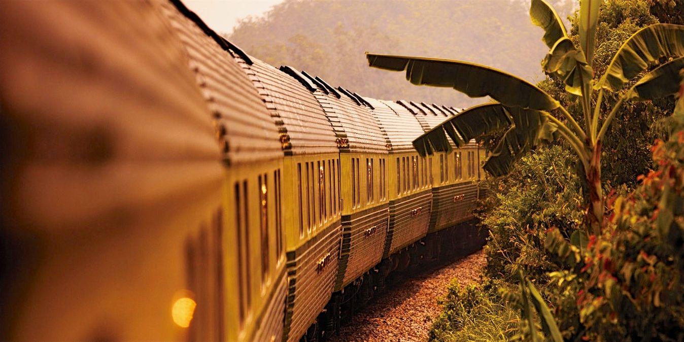 Eastern Oriental Express Luxury Thai