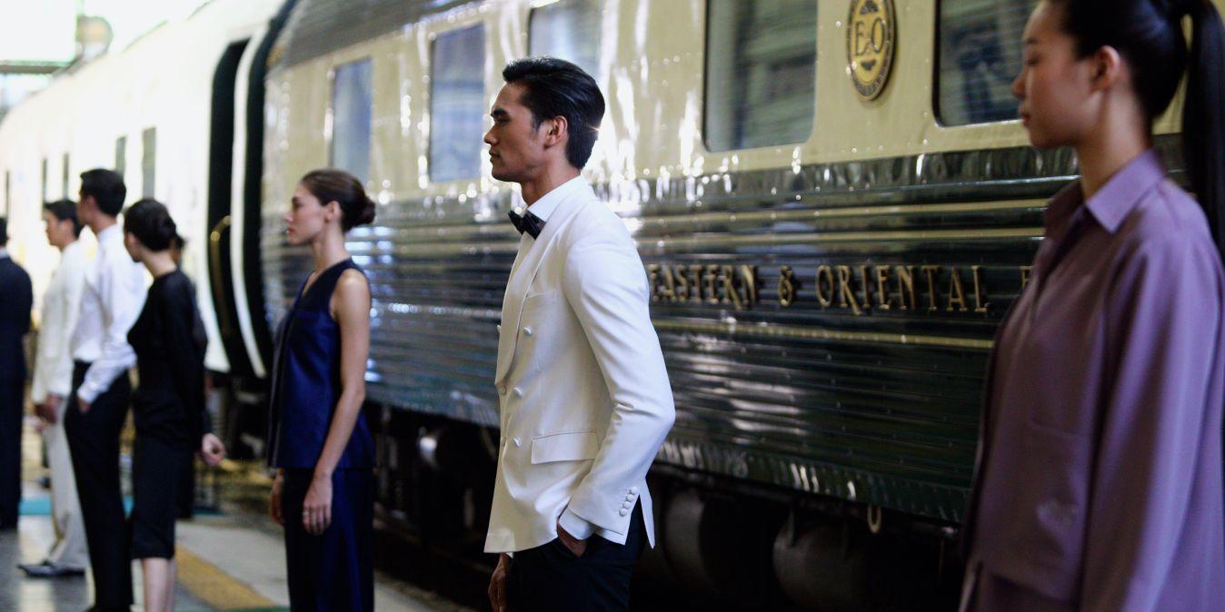 Eastern Oriental Express un train de legende Thaïlande - Luxurythai Travel