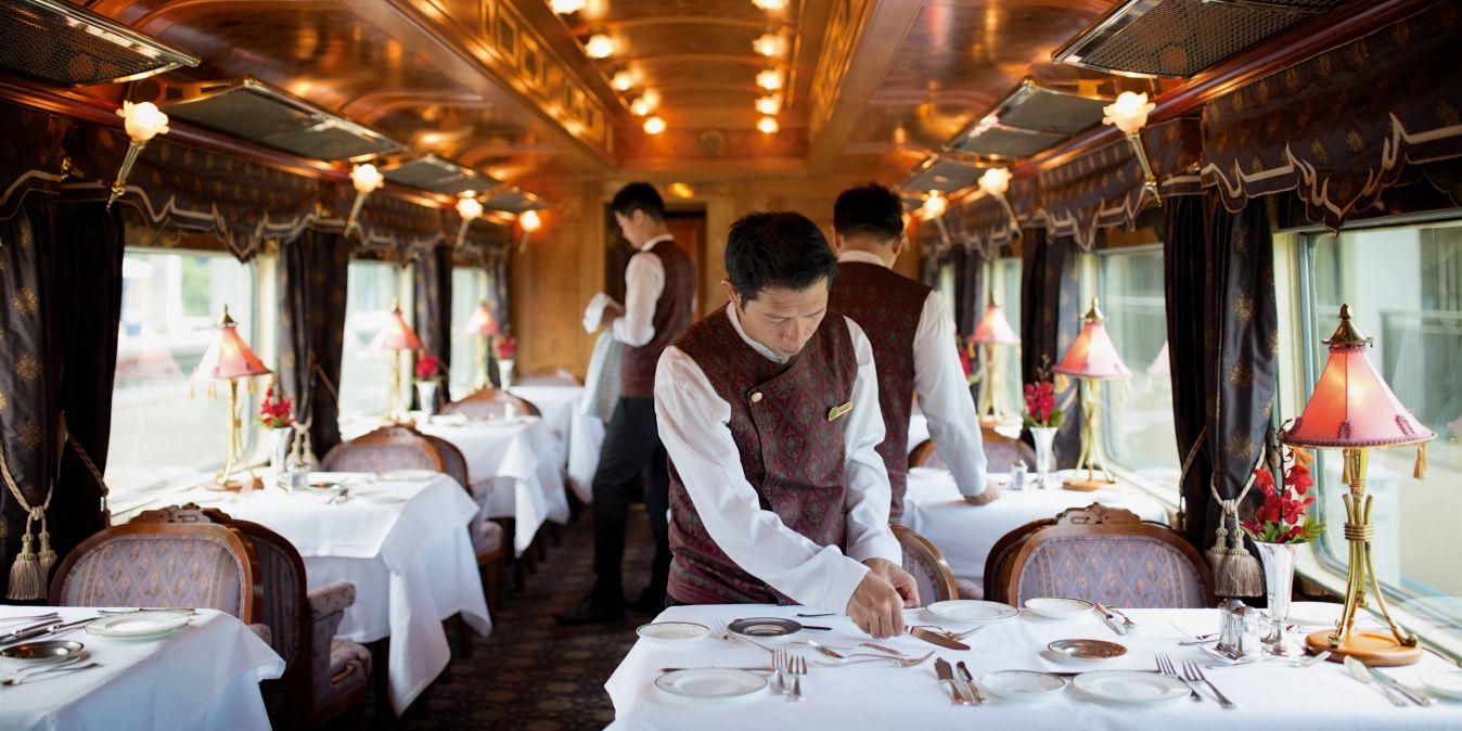 Eastern Oriental Express Restaurant