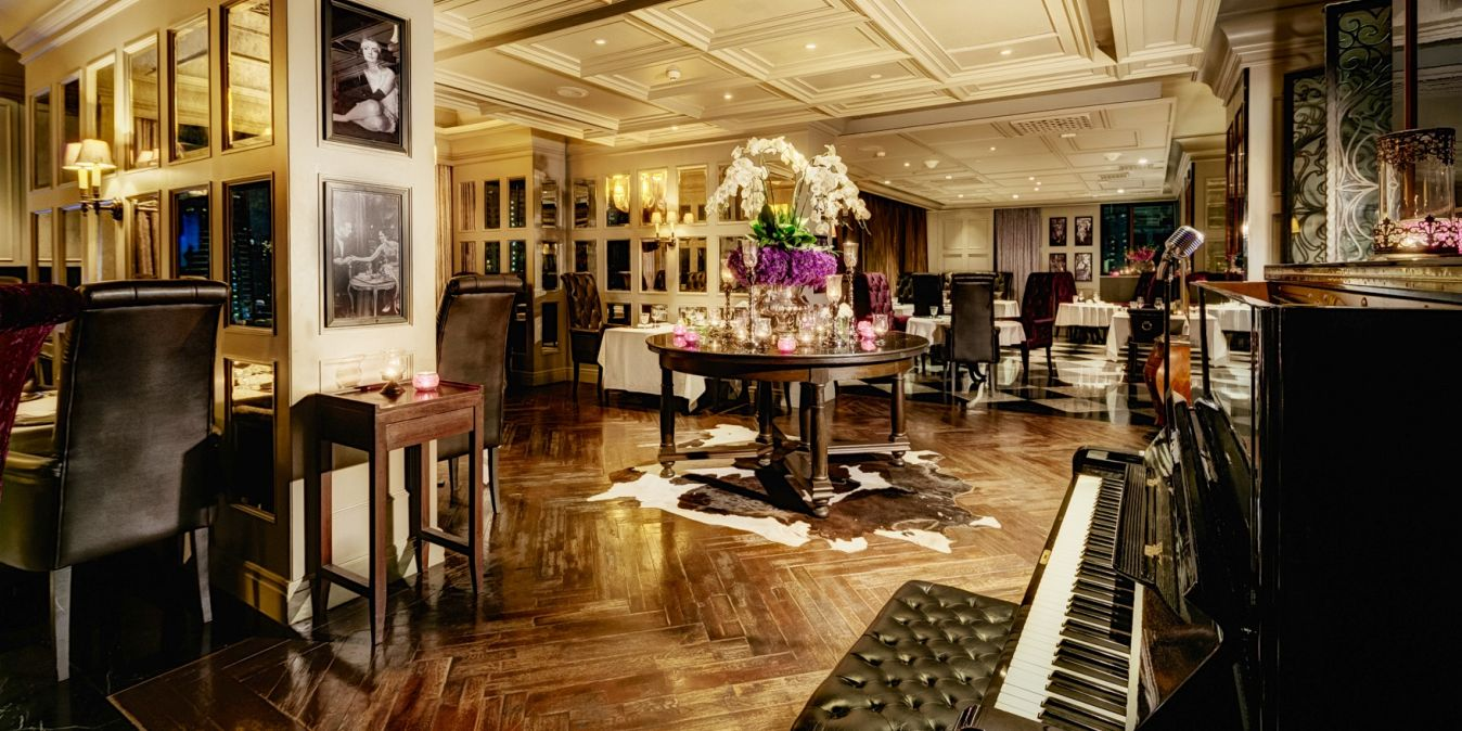 Hotel Muse Bangkok Langsuan Mac gallery collection.