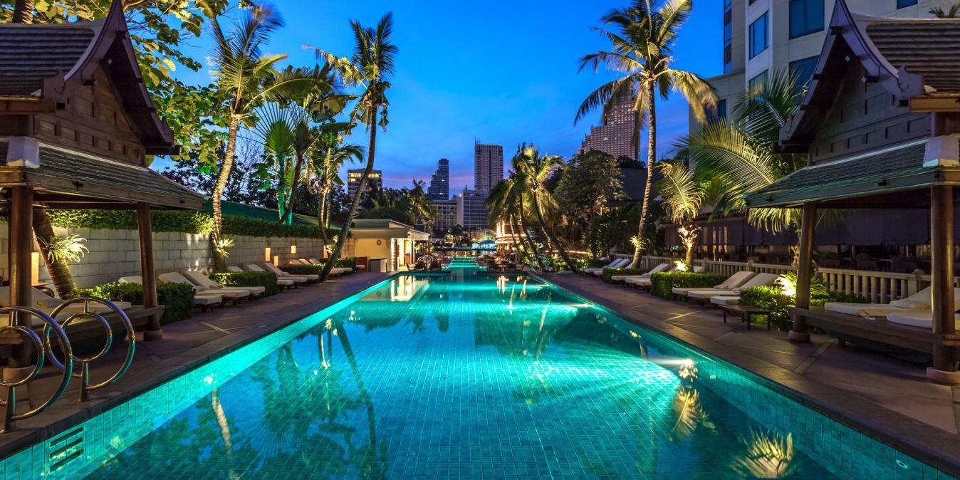 The Peninsula Bangkok, 333 Charoen Nakhon Rd, Khlong San, Bangkok 10600, Thaïlande.
