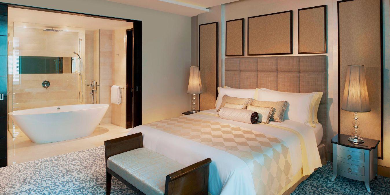 Saint Régis Bangkok chambre luxueuse - Luxurythai Travel.