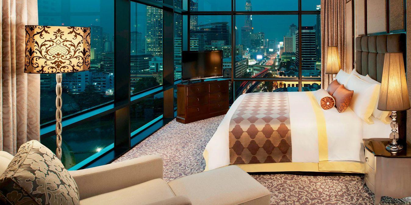 The St. Regis Bangkok, 159 Rajadamri Road, Pathum Wan District, Bangkok 10330, Thaïlande - Luxurythai Travel