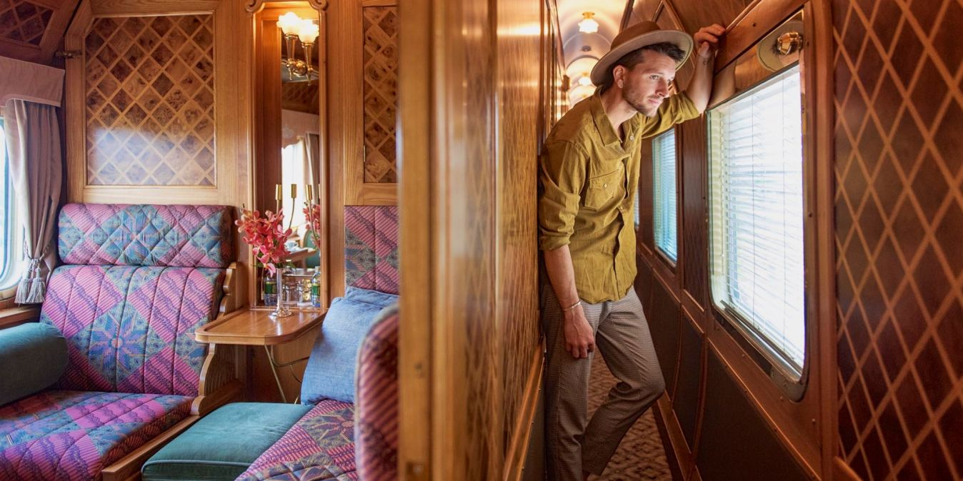 La cabine d'état Eastern Oriental Express - Luxurythai Travel